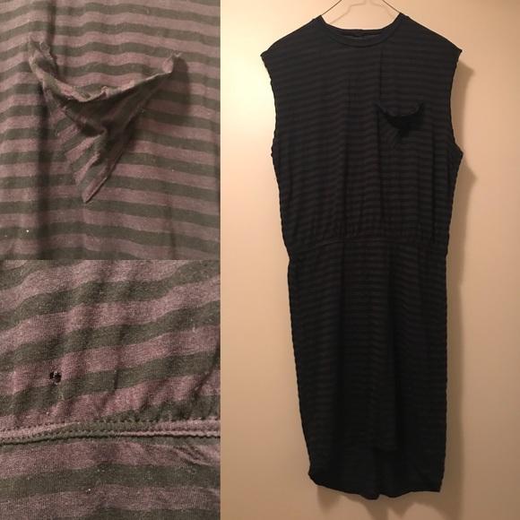 LNA Dresses & Skirts - LNA Striped Dress